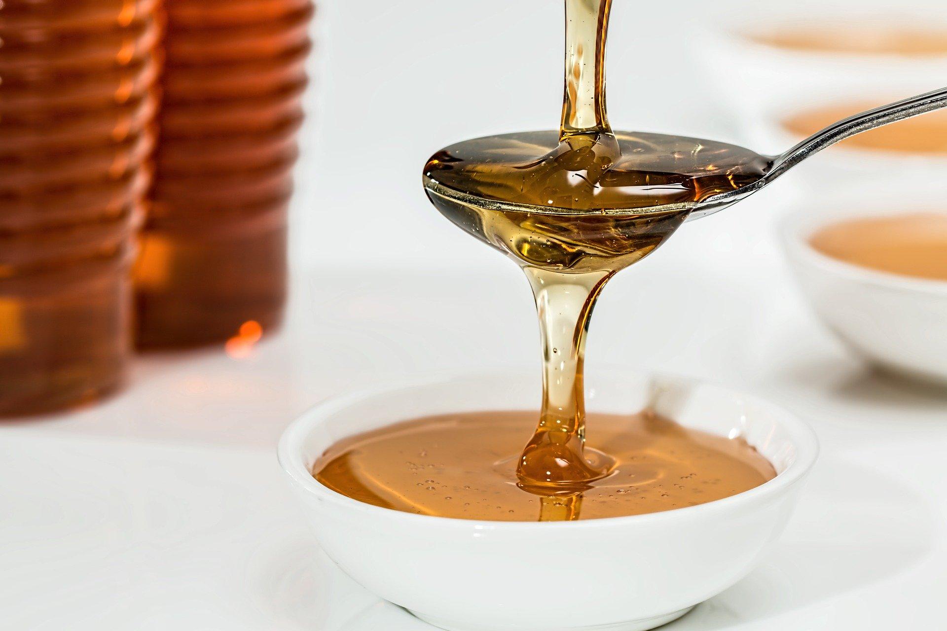 Süßungsmittel Honig