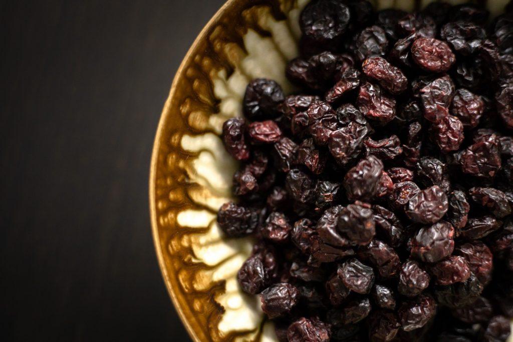 Früchte für Rohkost Früchtebrot
