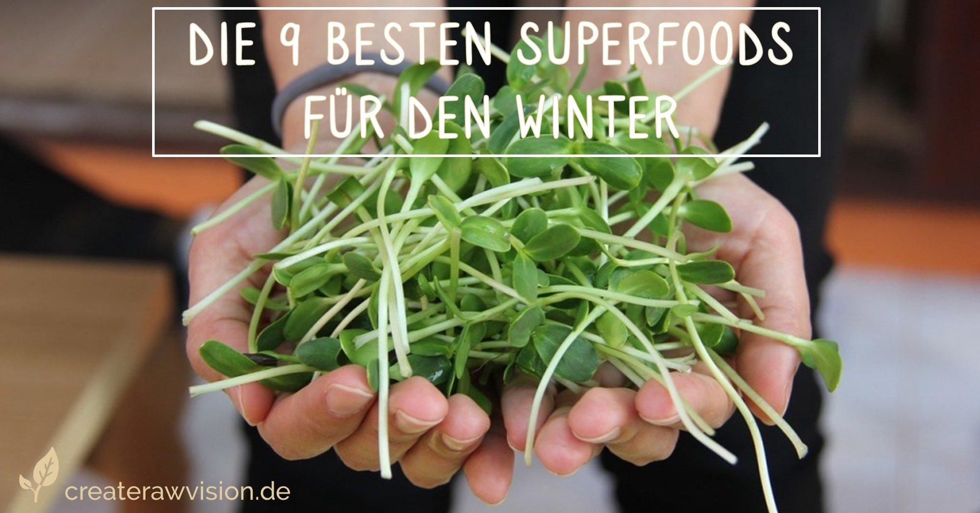 Sprossen - Superfoods