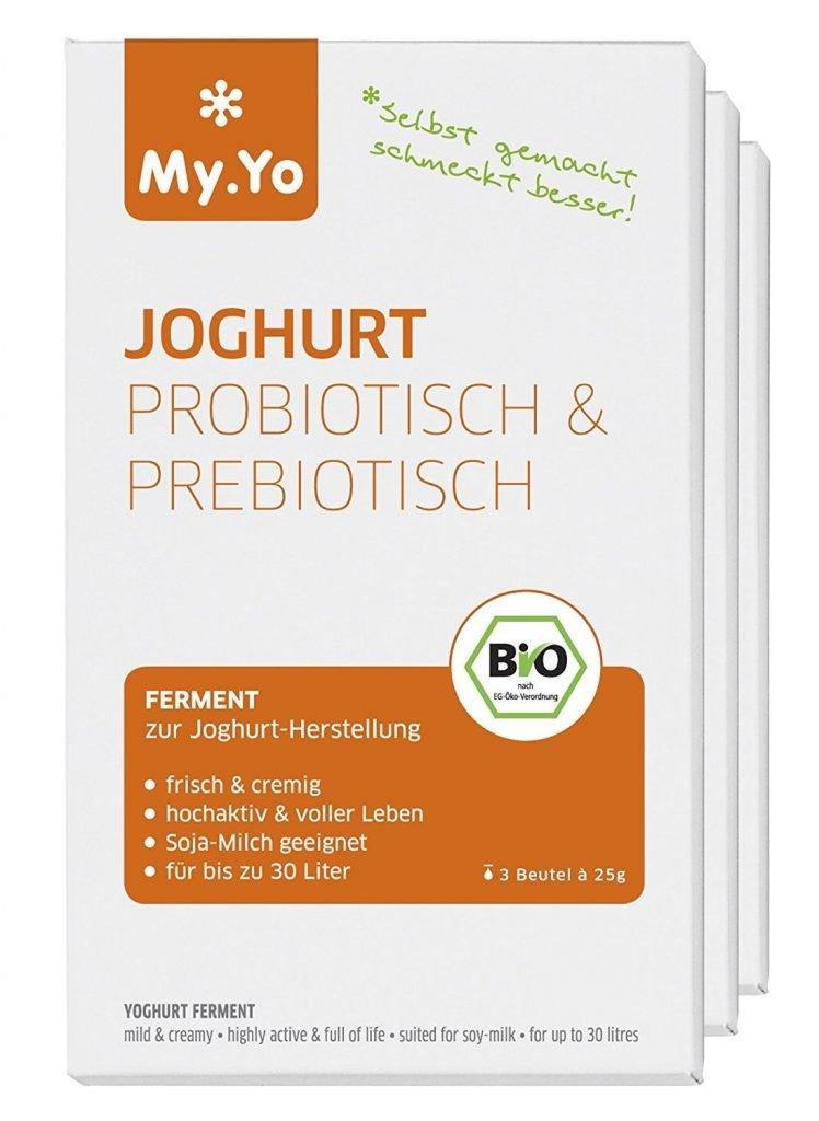 Pro- und Präbiotika für gesunde Verdauung