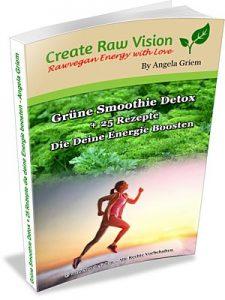 """Buchcover von """"Grüne Smoothie Detox"""""""