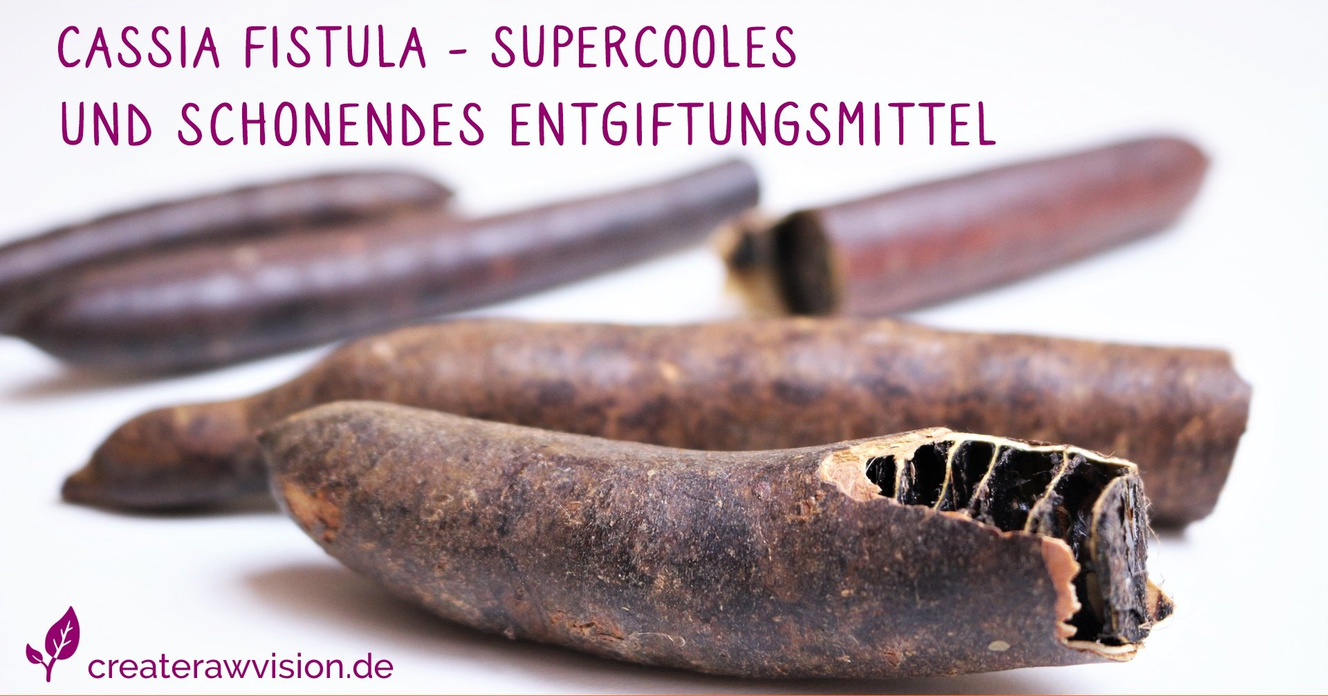 Cassia Fistula - Supercooles und Schonendes Entgiftungsmittel